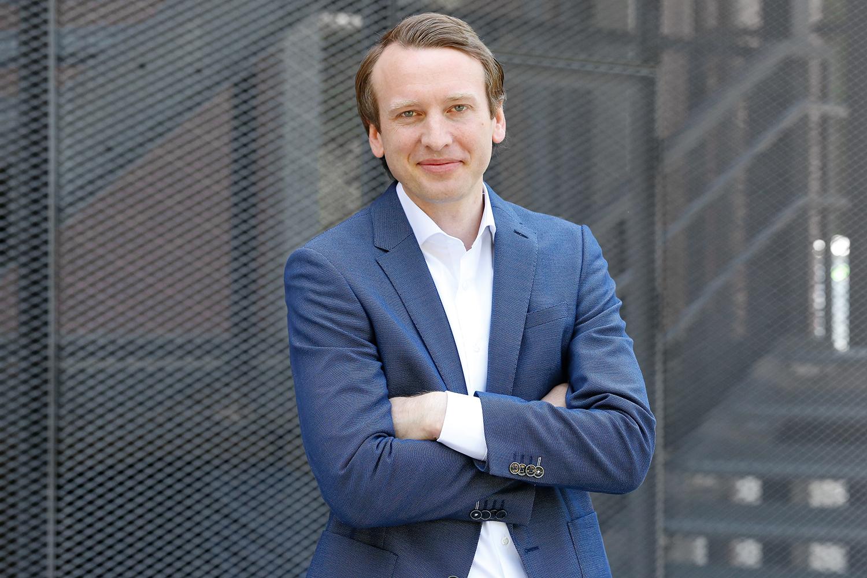 Bild von Frederik Schott, Geschäftsführer bei Nayoki Mediaplus.